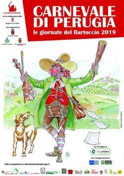 carnevale di perugia giornate del bartoccio 2019