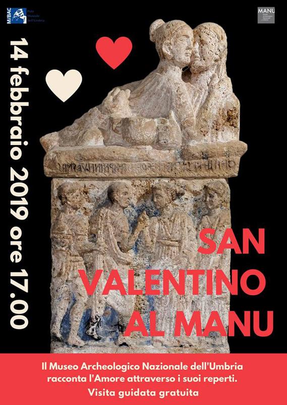 san valentino museo archeologico nazionale dell'umbria