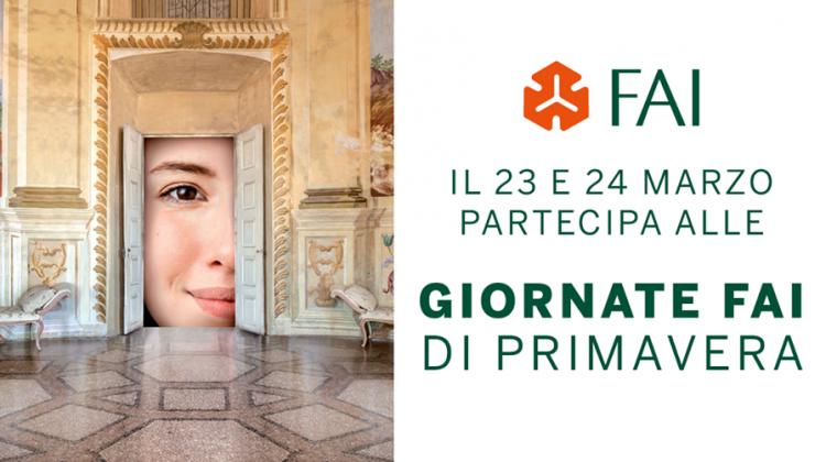 fondo ambiente italiano giornate FAI di primavera 2019