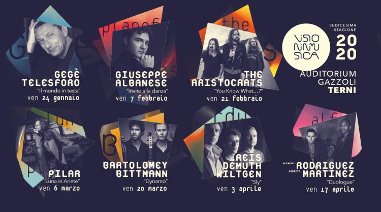 VisioninMusica 2020 - Terni